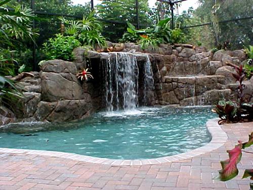 Spa Swimming Pool Design Ideas