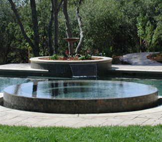 Spa Swimming Pool Design