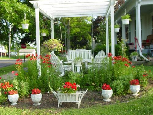 Spring Garden Design