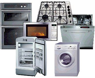 Types of Home Appliances