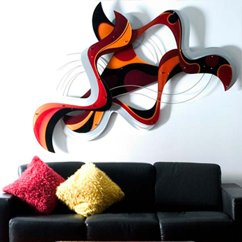 Wall Sculpture Decoration