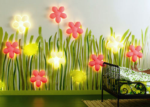 floral Lighting for Kid