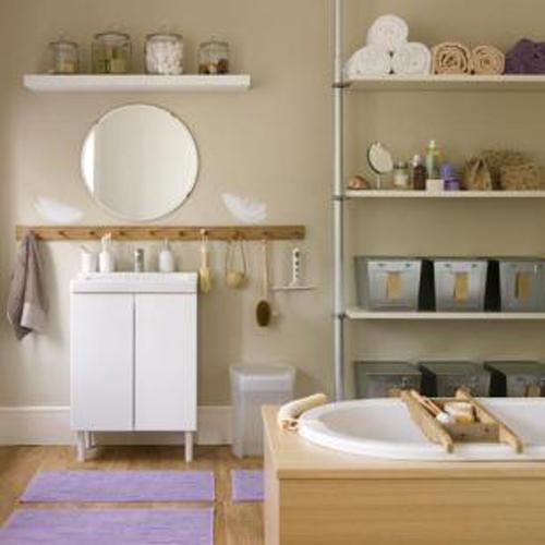 Bathroom Storage Style