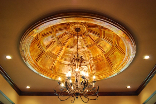 Ceiling Dome Styles