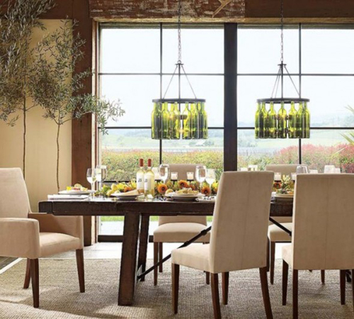 Creative Dining Room Ideas
