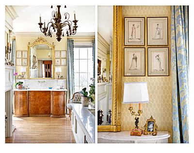 Luxury Bath and Closet Style