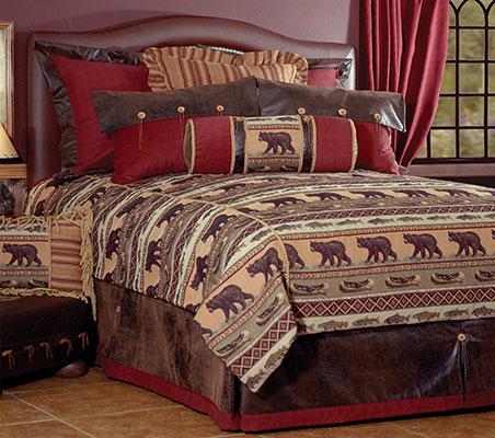 Nice Rustic Bear Home Decor