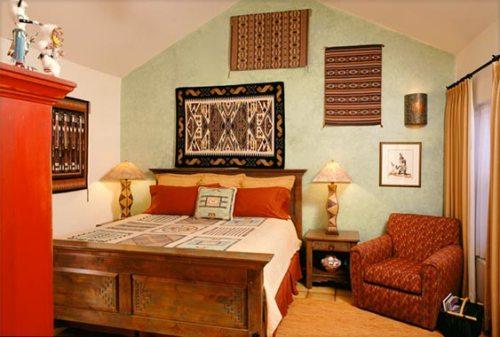 Easy Native American Interior Design