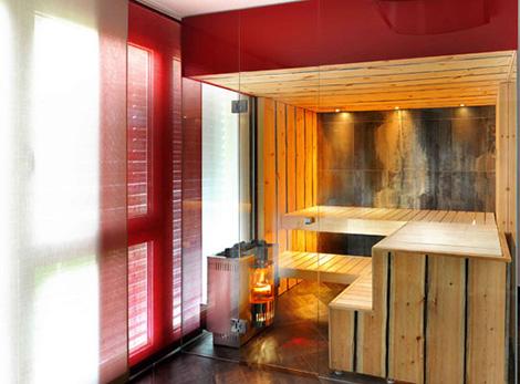 Home Sauna Design