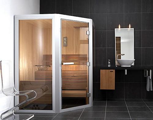 Home Sauna Style