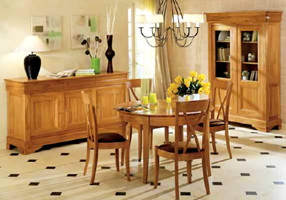 Exotic Lumber for Dining Furniture
