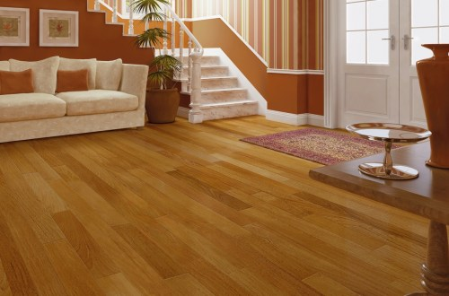 Hardwood Floors at home