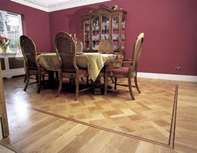 Hardwood Floors for Dining Room
