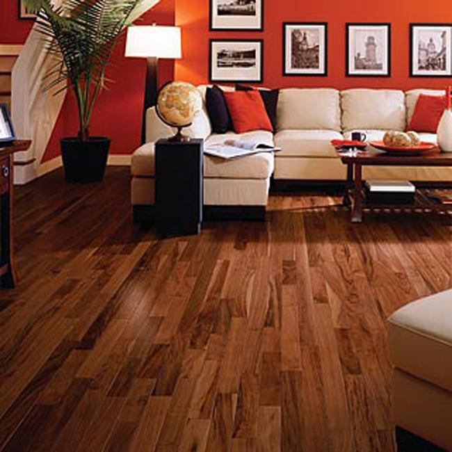 Hardwood Floors in Exotic Look