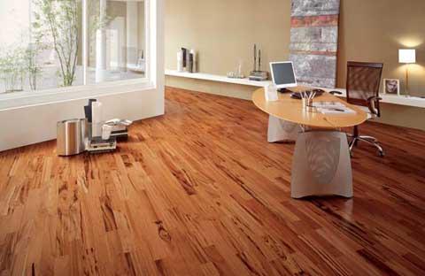 Hardwood Floors in Simple Design