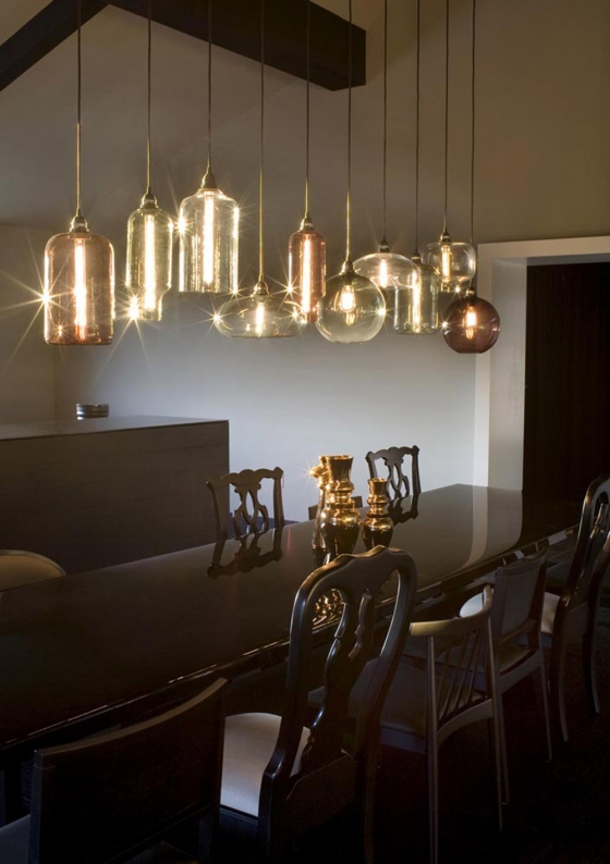 Pendant Lightings  in Custom look