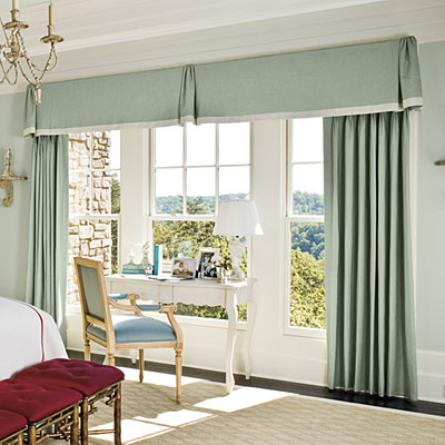 Window Treatment in Simple Look