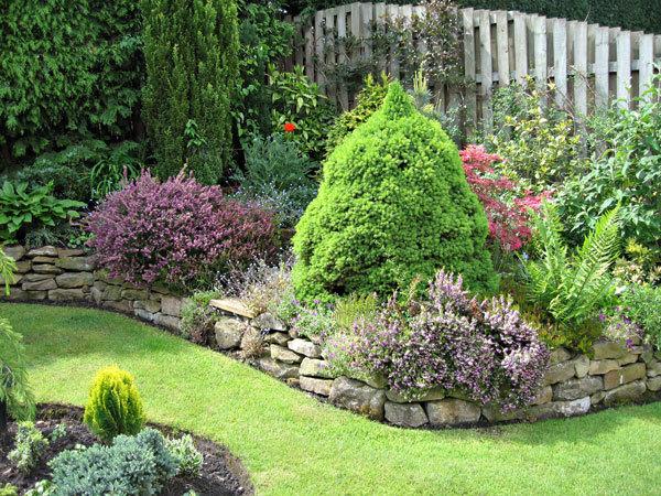 Garden Design in Small Space