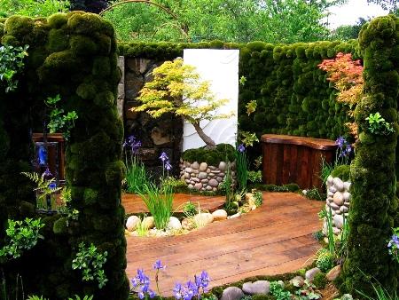 Garden Design in Urban Style
