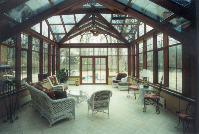 Sunroom Furniture In Elegance