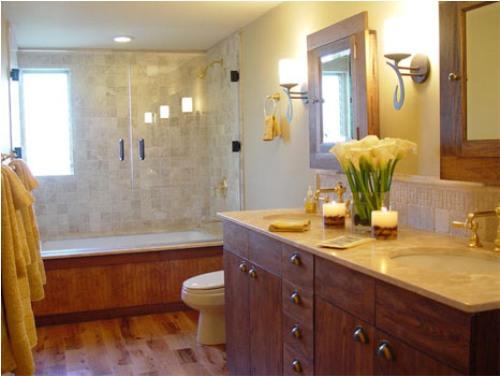 Western Bathroom Style Look