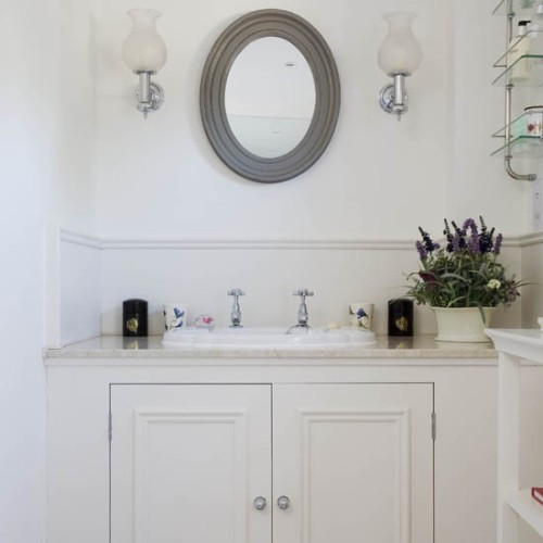 Bathroom Paneling Ideas