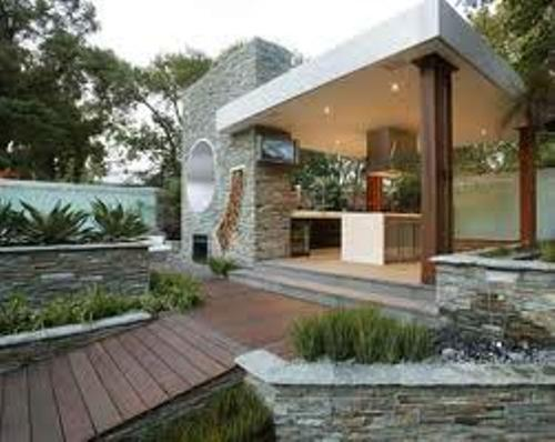 Outdoor Kitchen Ideas in Luxury