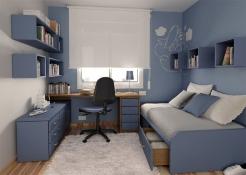 bedroom ideas for a small room