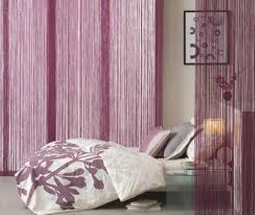drapery ideas for bedrooms in violet