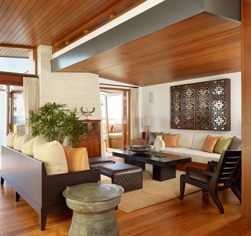 How to Decorate a Zen Living Room