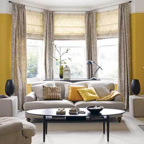 Zen Living Room Style