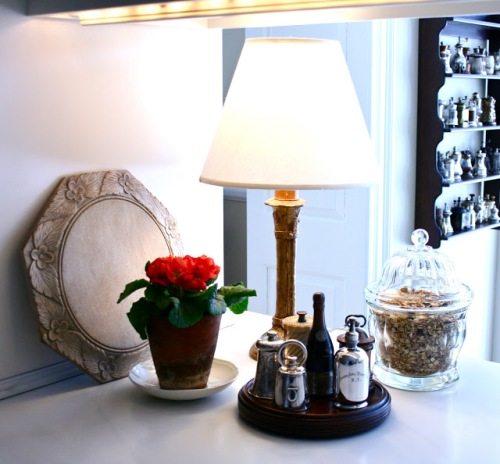 Small Kitchen Countertop Lamps
